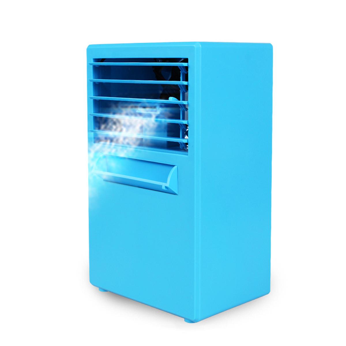 24v Portable Mini Conditioner Fan Usb Air Cooler Camping