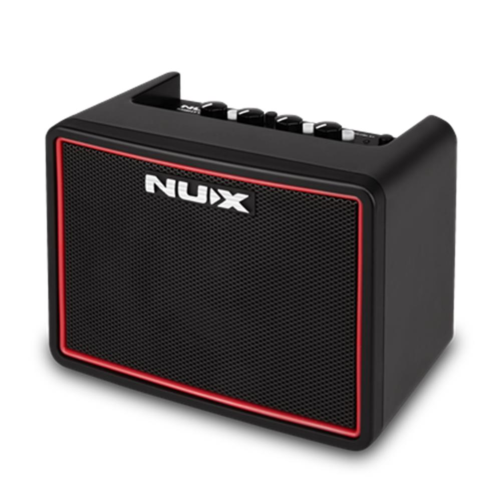 nux mighty lite bt portable electric guitar amplifiers mini bluetooth speaker with tap tempo. Black Bedroom Furniture Sets. Home Design Ideas