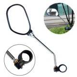 BIKIGHT Bike Bicycle Mirror 360 Rotatable Adjustable Rearview MTB Road Electric Cycling Motorcycle