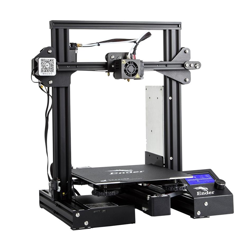 Creality 3D Ender-3 Pro V-slot Prusa I3 DIY 3D Printer Kit