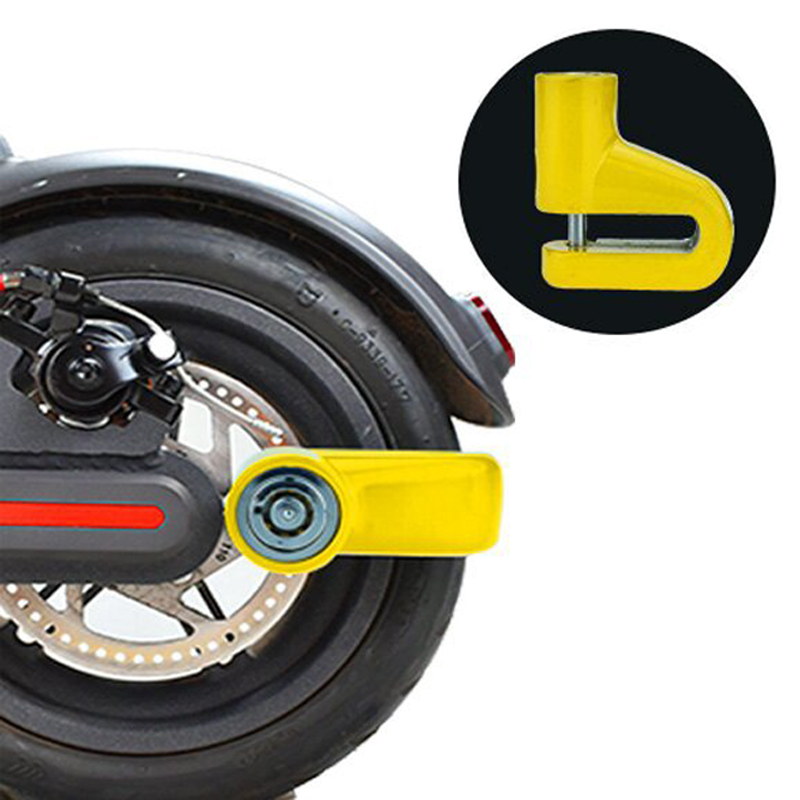 BIKIGHT Anti-Theft Scooter Brake Disc Lock for Xiaomi Mijia M365 Electric Smart Scooter Motorcycle E