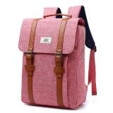 Women Men Nylon Light Weight Large Capacity Backpack Shoulder Bag