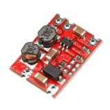 5pcs DC-DC 3V-15V to 5V Fixed Output Automatic Buck Boost Step Up Step Down Power Supply Module
