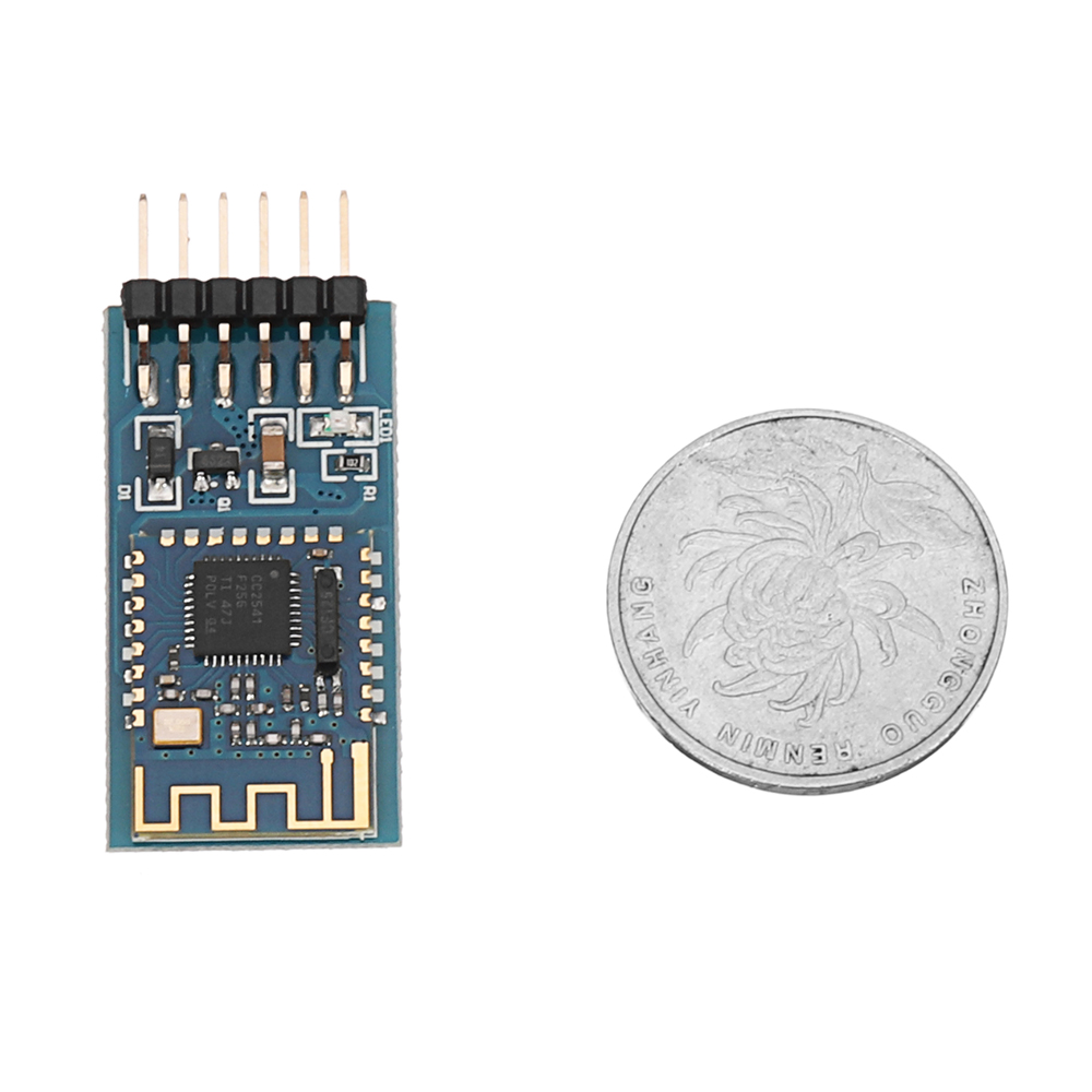 JDY-08 4.0 Bluetooth Module BLE CC2541 Airsync For IBeacon Compatible With Arduino