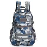 50L Outdoor Tactical Backpack Waterproof Nylon Shoulder Bag Sports Camping Hiking Travel Daypack