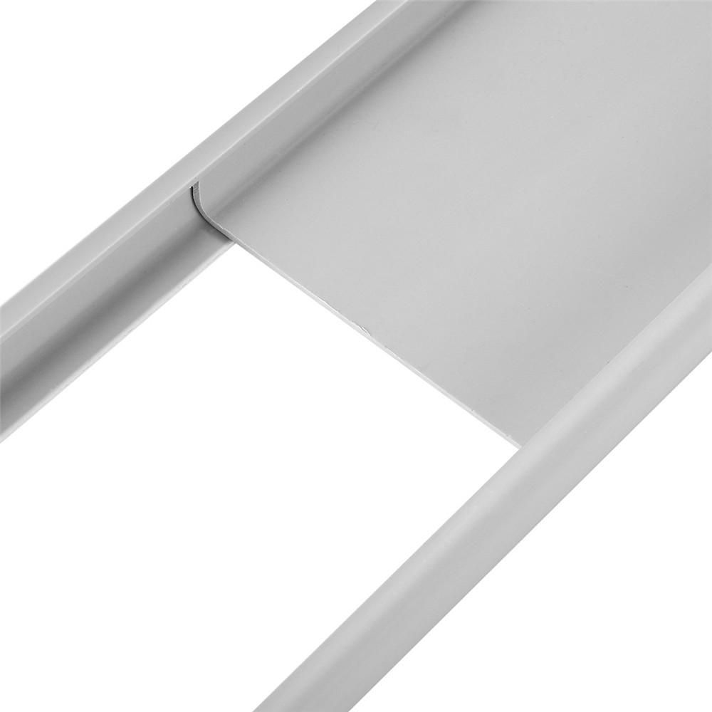 2pcs Adjustable Window Slide Kit Plate Air Conditioner Wind Shield For Portable Air Conditioner