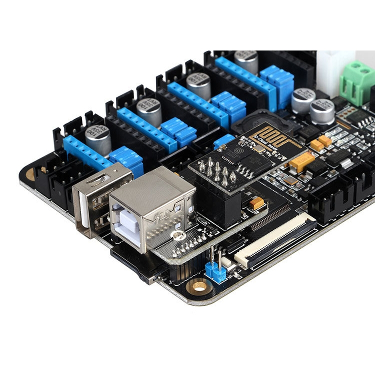 Lerdge USB Computer Online Module + 1.5M USB Cable For Lerdge-X Mainboard 3D Printer Part