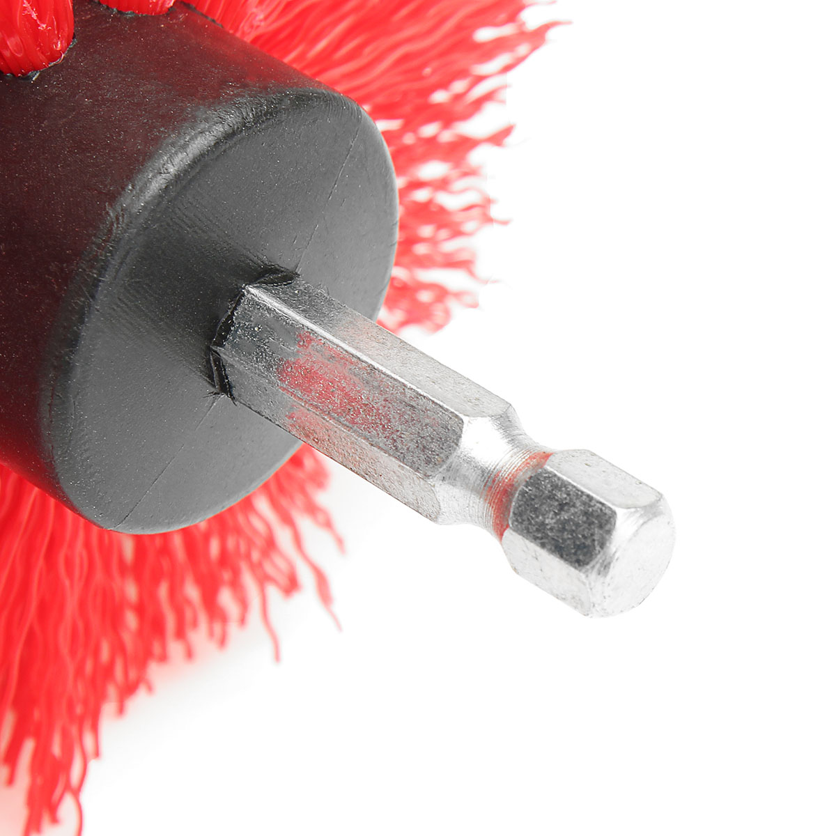3.5 Inch Drill Cleaning Ball Brush Power Scrubber Bathroom Tub Tile Cleaning Tool