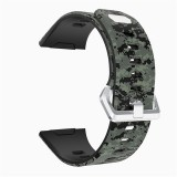 KALOAD Silicone Camouflage Smart Watch Replacement Strap Sports Bracelet Band Belt For Fitbit Ionic