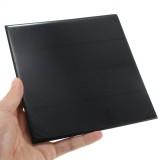3Pcs 6V 4.5W 520mAh Monocrystalline Mini Epoxy Solar Panel Photovoltaic Panel