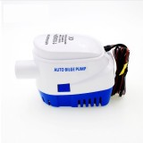 DC 24V 1100GPH Automatic Bilge Pump, Submersible Boat Water Pump, Electric Pump For Boats.Bilge Pump