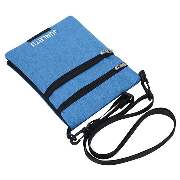 Women Nylon Fashion Leisure Shoulder Bag Two-sided Bag Crossbody Bag Phone Bag Outdoor Bag