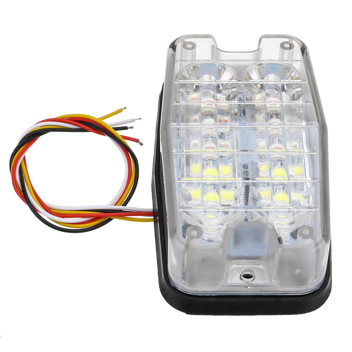 Wiring Trailer Side Marker Lights