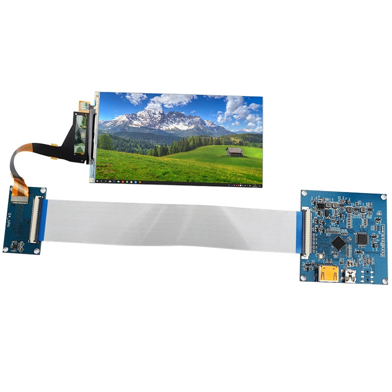 LS055R1SX04 5 5 inch 2560*1440 2K LCD Screen HDMI to MIPI Driver Controller  Board For 3D SLA Printer