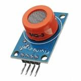 5Pcs MQ3 Alcohol Ethanol Sensor Breath Gas Ethanol Detection Gas Sensor Module For Arduino