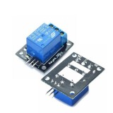 2Pcs 5V 1 Channel Relay Module One Channel Relay Expansion Module Board