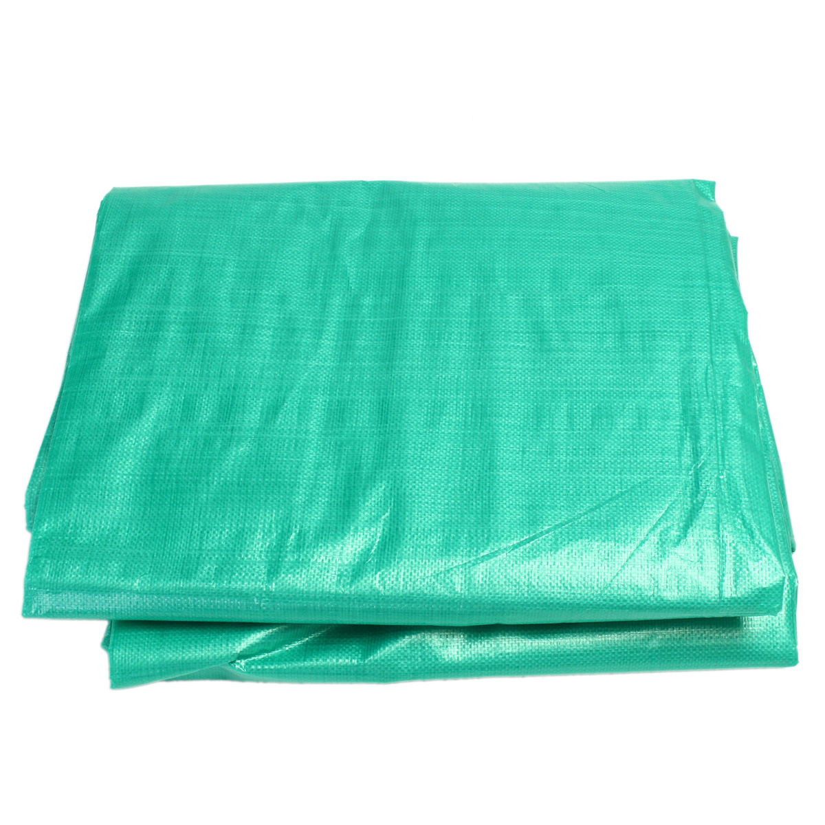 PE 5.47.3m/17.724ft Outdoor Waterproof Camping Tarpaulin Field Camp Tent Cover Car Cover Canopy