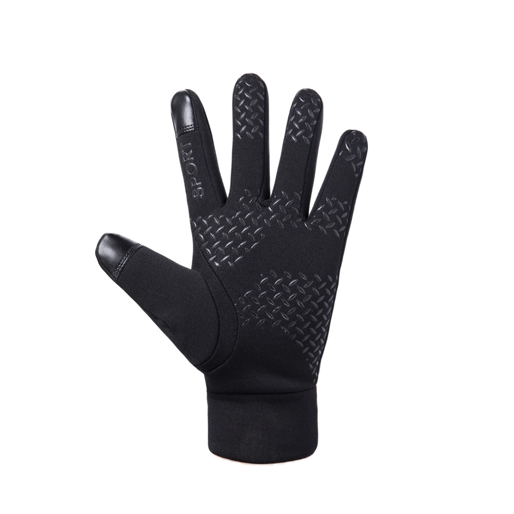 Reflective Winter Warm Windproof Motorcycle Waterproof Non-Slip Skiing Thermal Touch Screen Gloves