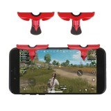 Bakeey Gaming Trigger Shooter Controller Touch Screen Mobile Gamepad Joystick for Smartphones