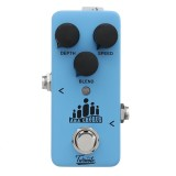 Twinote TCH-1 Chorus Guitar Effects Pedal with 96KHz/24 bits A/D Converter ensure the Tone Quality