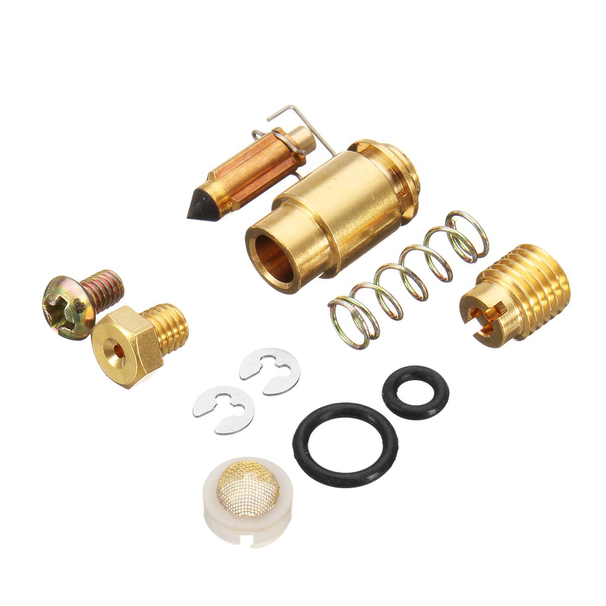 Carburatore Carb Repair Rebuild Kit per Yamaha XT600 XT600E XT600K 3TB 90-92
