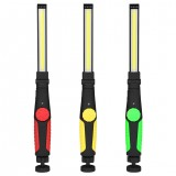 WY83 Upgraded Rotated Foldable Magnetic USB Rechargeable COB LED Flashlight COB Work Light