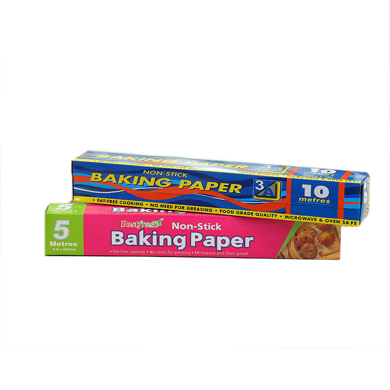 Kitchen Baking Oil Paper Food Grade Non-stick Silicone Coated Paper Oven Oilcloth Baking Mat Paper