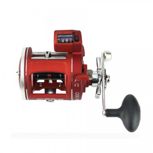 ZANLURE ACL 3.8:1 12BB High Speed Baitcasting Wheel Left/Right Hand New Drum Counter Fishing Reel