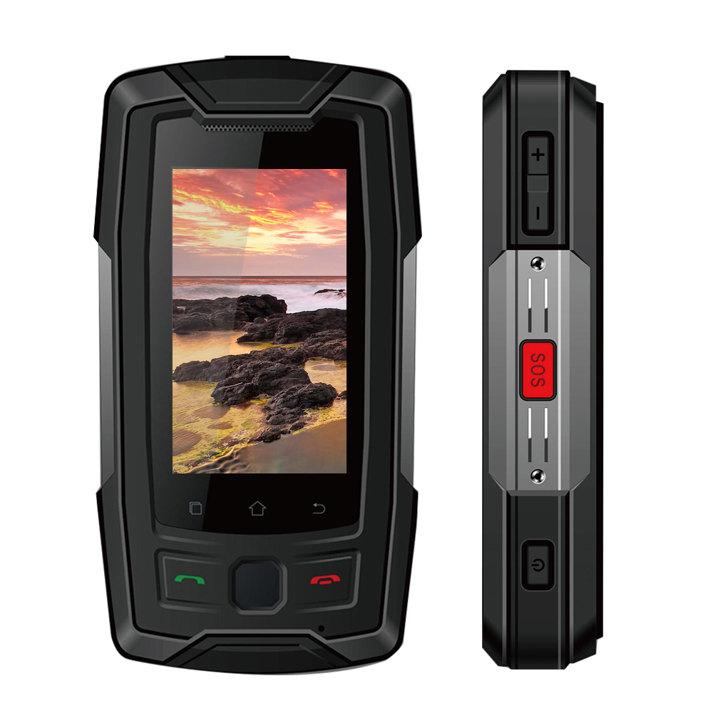 SERVO X7 Plus 4G Network IP68 Waterproof 3500mAh Android 6.0 NFC GPS Walkie Talkie Mini Smartphone