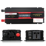 6000W Peak Power Inverter LCD Display DC 12/ 24V to AC 110V/220V Modified Sine Wave Converter