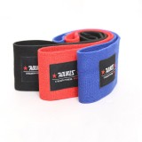 KALOAD Polyester Resistance Bands Elastic Bands Fitness Deep Squat Hip Ring Sports Tension Belt