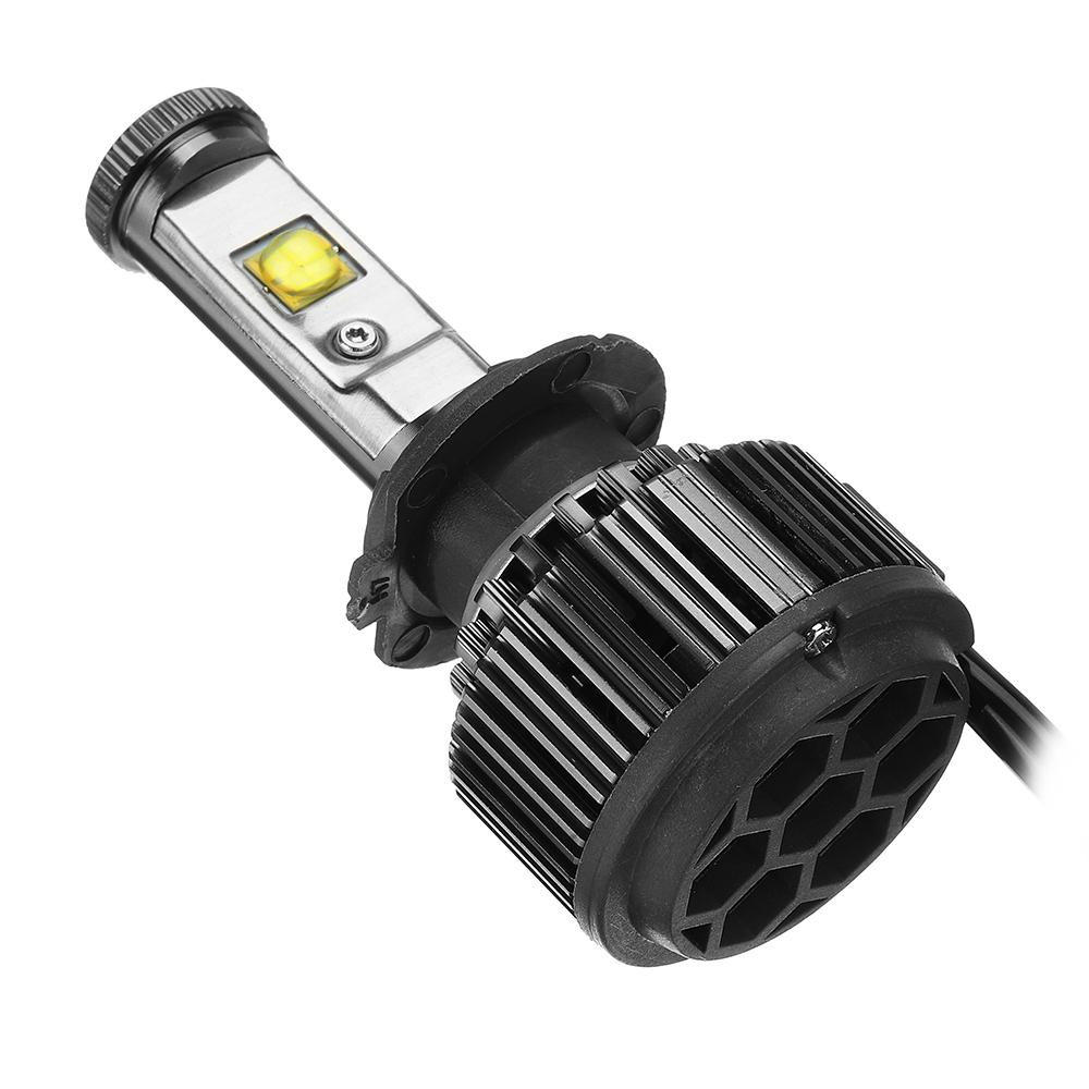 2PCS AKAS V16 60W 6000LM LED Car Headlights Bulbs H1 H3 H4 H7 H11/H8/H9 9005 9006 6000K White