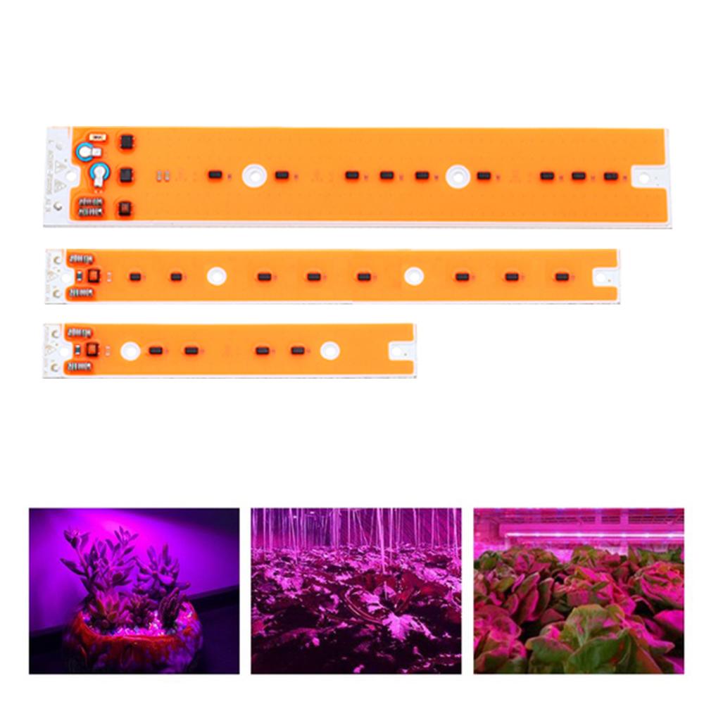 Ac110v 220v 30w 50w 80w Full Spectum Led Cob Chip Grow