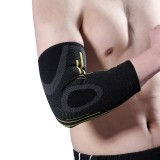 KALOAD Nylon Elastic Elbow Knee Brace Sleeve Sport Safety Elbow Support Absorb Sweat Protective Gear