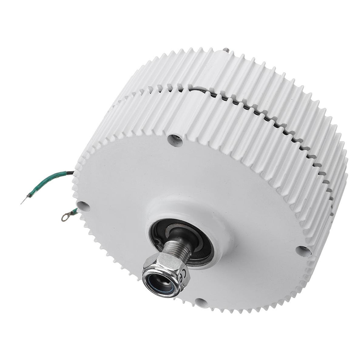 DC 12V 24V 400W Permanent Magnet Generator Wind Turbine Windkraftanlage Motor