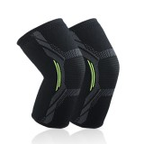 KALOAD Nylon Gym Exercise Knee Pad Elastic Breathable Fitness Knee Support Sports Protective Brace