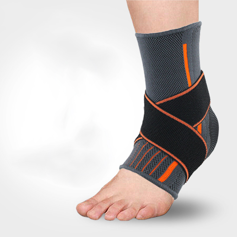KALOAD Polyester Fiber Fitness Sports Ankle Support Guard Breathable Ankle Protective Ankle Brace