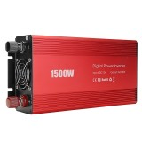 3000W Peak Power Inverter DC 12V to AC 110V Modified Sine Wave Converter