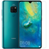 NILLKIN Anti-explosion Tempered Glass Screen Protector + Lens Protective Film for Huawei Mate 20