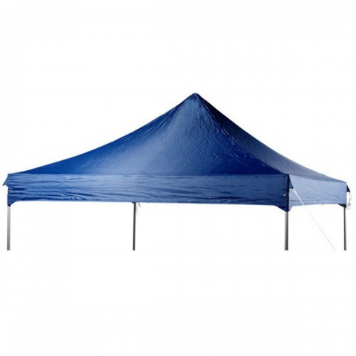 3x3m Waterproof 300D Camping Tent Top Tarp Ourdoor Replacement Cover Canopy Sunshade