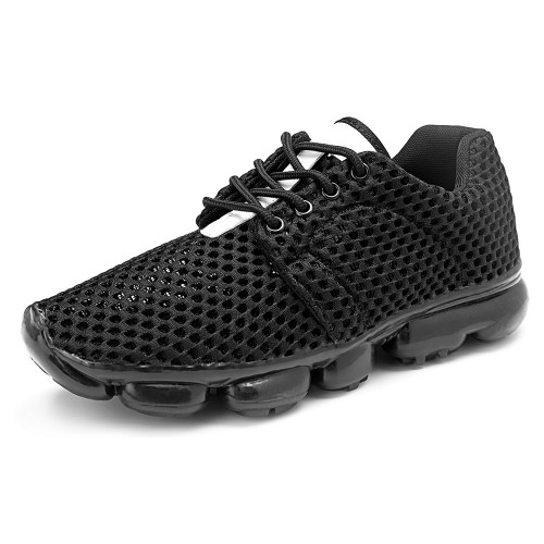 Men Comfy Breathable Mesh Athletic Shoes Casual Sports Shoes Sneakers