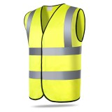 Safety Security Visibility Reflective Vest Construction Traffic Warehouse Worker