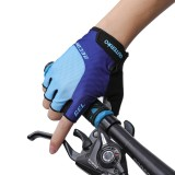 BIKIGHT Cycling Gloves Half Finger Breathable Shockproof Gel Bike MTB Gloves For Men Women
