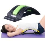 KALOAD Back Massage Magic Stretcher Back Support Lumbar Spine Massager Relaxation Fitness Tools