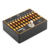 Caline CP-24 DC 9V 10 Band EQ Guitar Effects Pedal True Byass Guitar Equalizer Professional Pedals