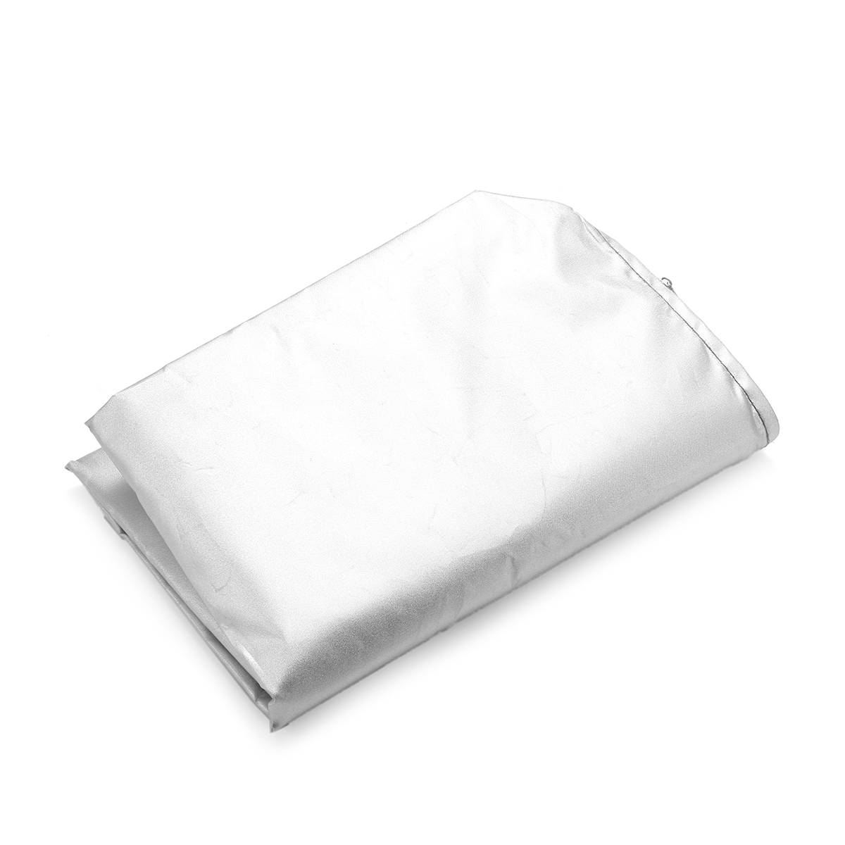 Washing Machine Cover Silver Water-proof Washer/Dryer Cover Dustproof