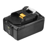 MAK-18B-Li 18V Li-Ion 5.0Ah/6.0Ah Battery Replacement Power Tool Battery For Makita BL1850 BL1860