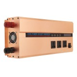 8000W Peak 3000W Modified Sine Wave Power Inverter 12V/24V To 220V 12V to 110V DC To AC Converter