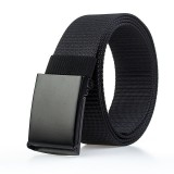 120cm AWMN PH13 3.8cm Military Tactical Belt Quick Fast Release Buckle Nylon Leisure Belts for Men Women