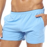 Cotton Comfy Arrow Pants Sport Casual Home Loungewear Sleepwear Shorts for Men